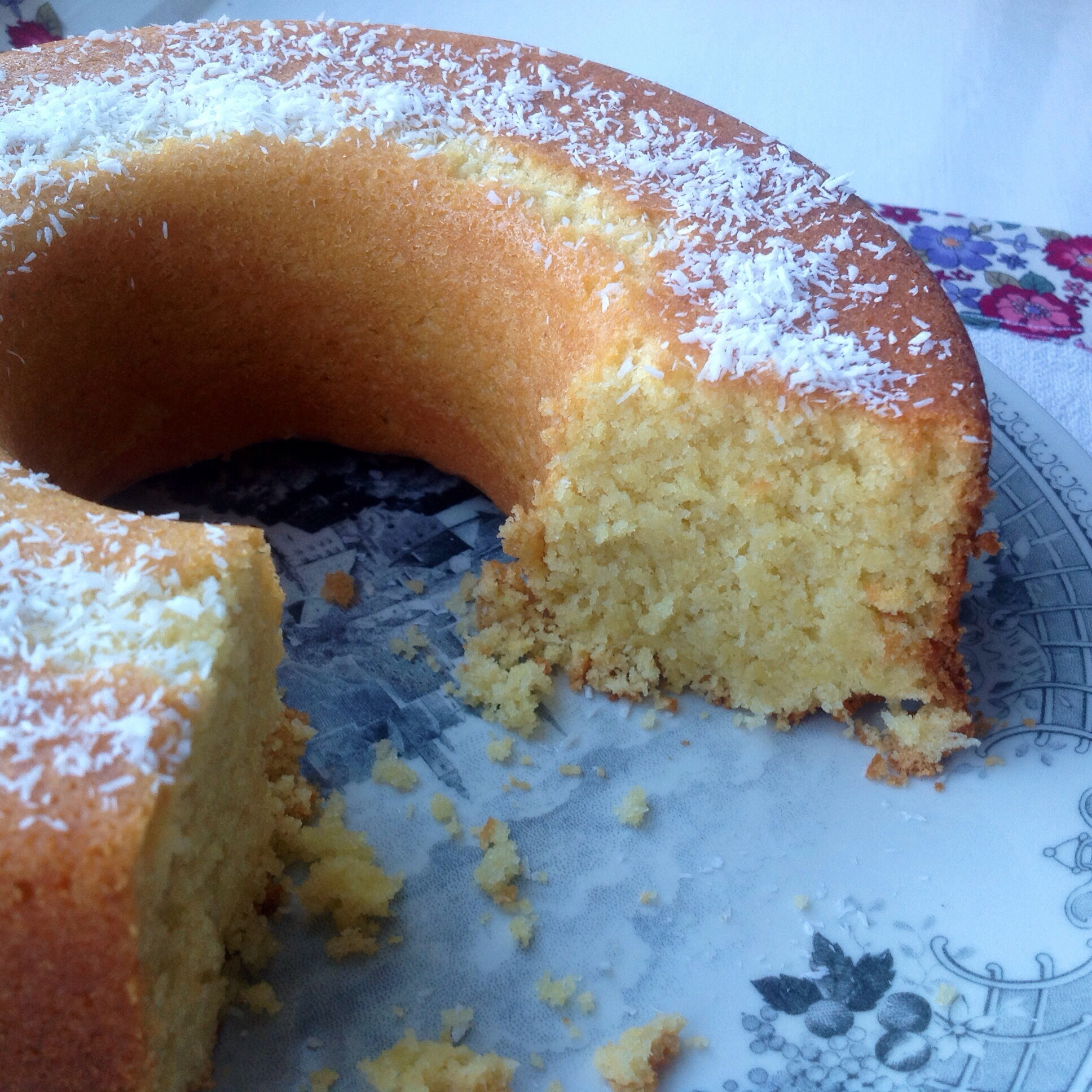 Cornmeal Cake (Bolo De Fuba) Recipes — Dishmaps