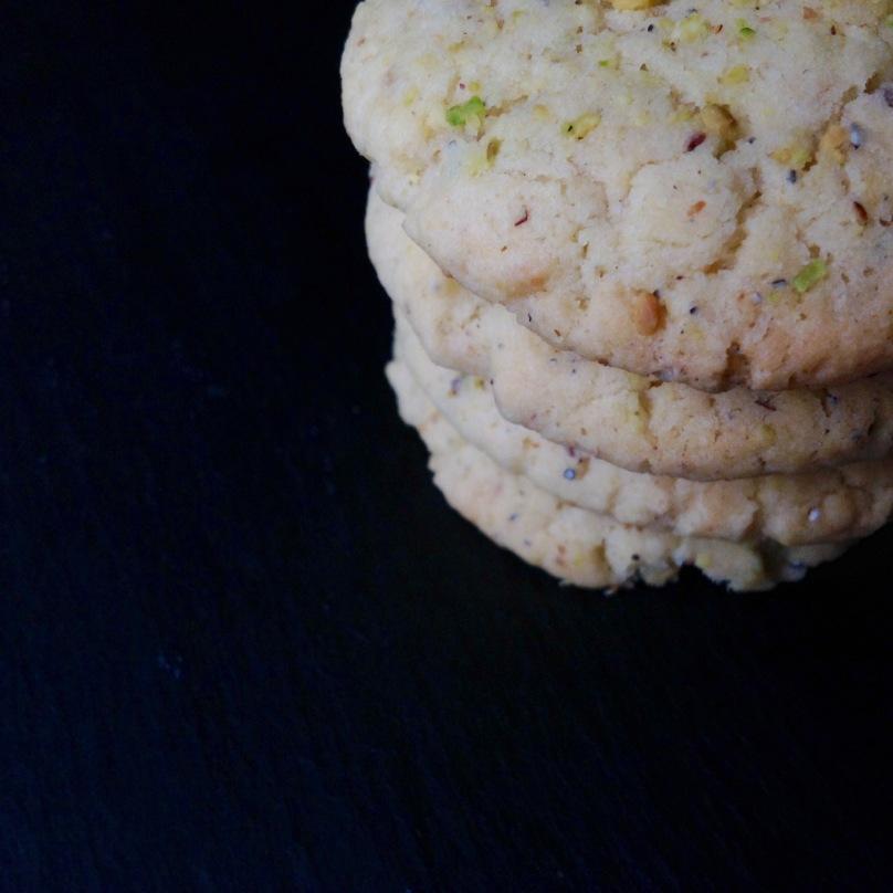 Cardamom & Pistachio Cookies|Littlebitsofnice