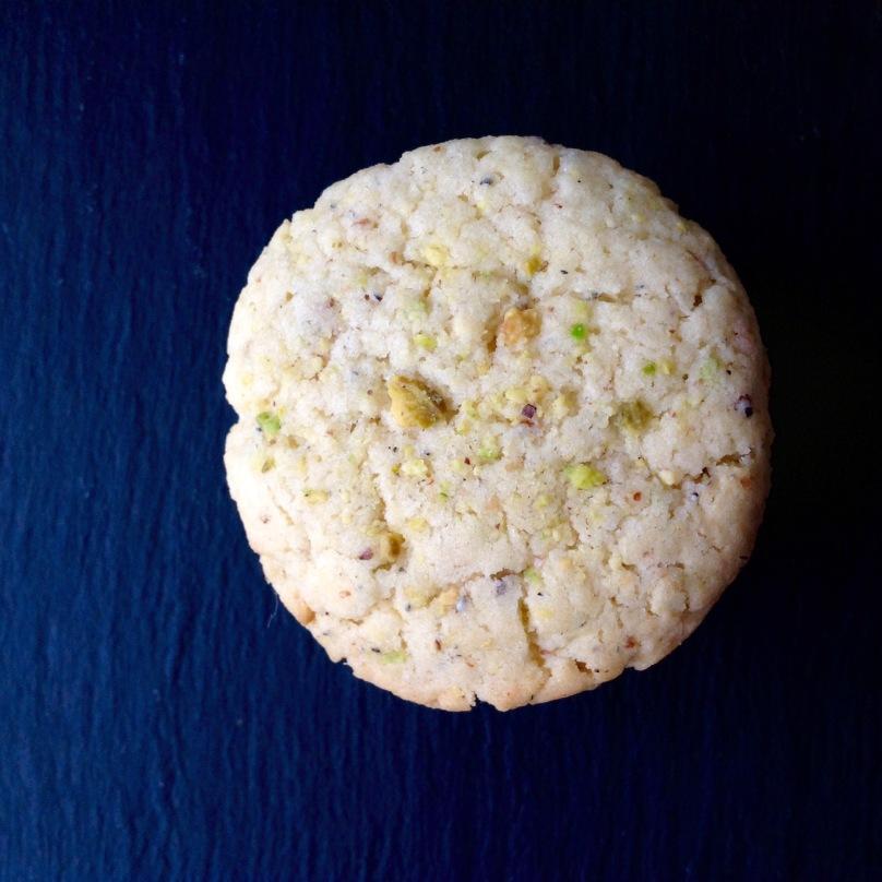 Cardamom & Pistachio Cookies Littlebitsofnice